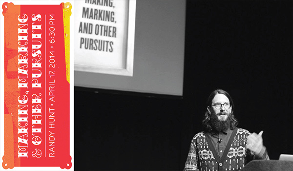 AIGA Charlotte: Making, Marking, and Other Pursuits